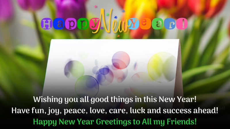 Free Download Happy New Year Status Video For Whatsapp